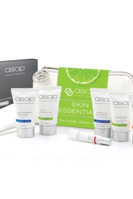 ASAP Skin Essentials Pack