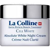 La Colline Absolute Whtie Night Cream